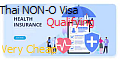 Thai NON-O qualifying health insurance - very cheap!